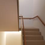Holzbau-Schalldämmung mit entkoppelter Treppe: Schallschutz im Alterszentrum Reutenen Frauenfeld | Krattiger Holzbau AG Amriswil