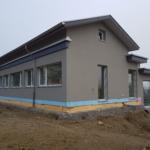 Holzrahmenbau in Vorfabrikation: Aussenansicht EFH | Krattiger Holzbau AG Amriswil