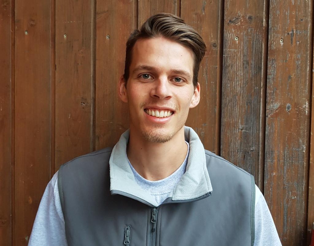 Michael Ausderau | Praktikant Techniker HF Holzbau | Krattiger Holzbau AG Amriswil
