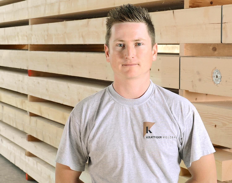 Hunor Balazs | Zimmereiarbeiter | Krattiger Holzbau AG Amriswil