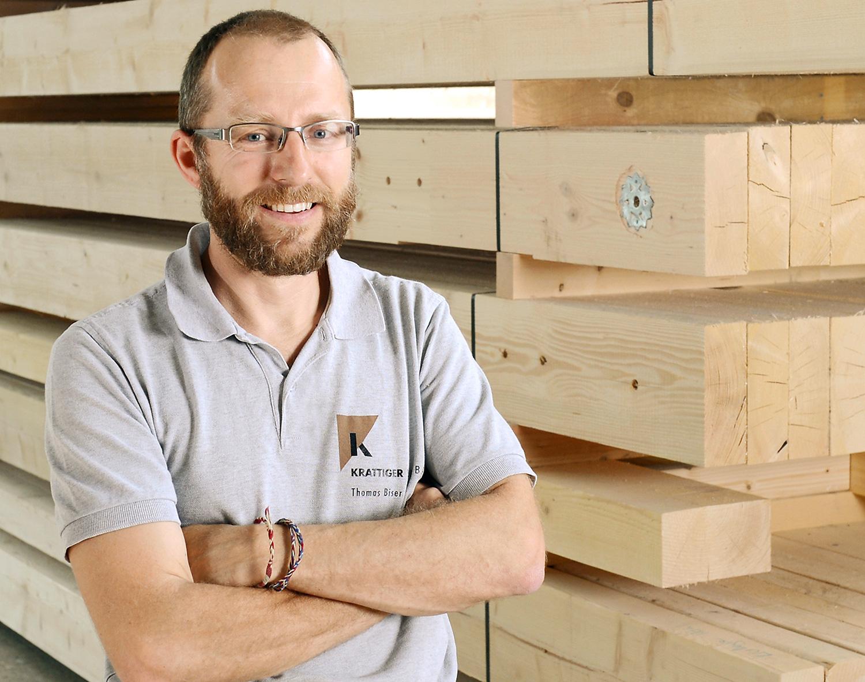 Thomas Biser | Projektleiter/Techniker | Krattiger Holzbau AG Amriswil