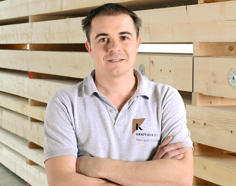 Hansruedi Brühlmann | Projektleiter/Techniker | Krattiger Holzbau AG Amriswil