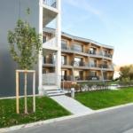 Minergie-P-Standard: UNUS-Module Kreuzlingen | Krattiger Holzbau AG Amriswil