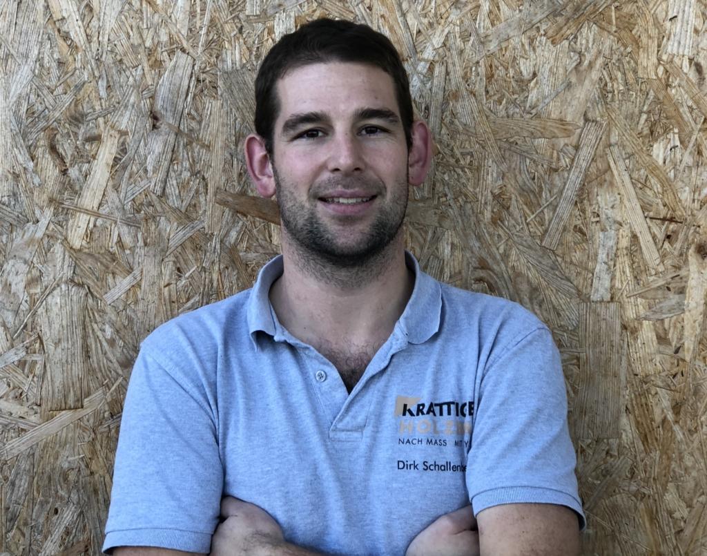 Dirk Schallenberg | Projektleiter/Techniker | Krattiger Holzbau AG Amriswil