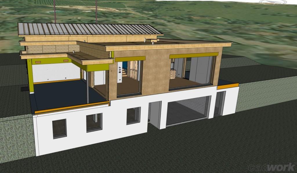 Vorplanung im Holzbau: Festlegung und Visualisierung aller Details | Krattiger Holzbau AG Amriswil