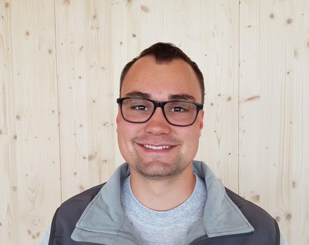 Fabian Reichmuth | Praktikant Techniker HF Holzbau | Krattiger Holzbau AG Amriswil