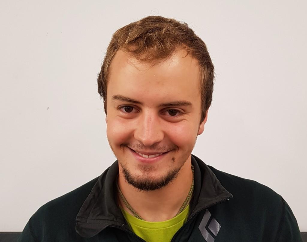Josua Gotsch | Praktikant Zimmerpolier | Krattiger Holzbau AG Amriswil