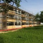 Projekt einer ARGE (Arbeitsgemeinschaft): Alterswohnungen WimA in Siegershausen l Krattiger Holzbau AG Amriswil