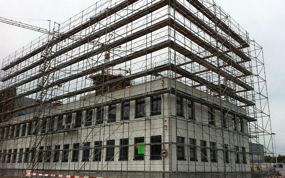 Industriebauten aus Holz | Krattiger Holzbau AG Amriswil