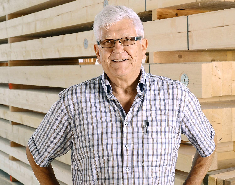 Kurt Krattiger | VRP | Krattiger Holzbau AG Amriswil