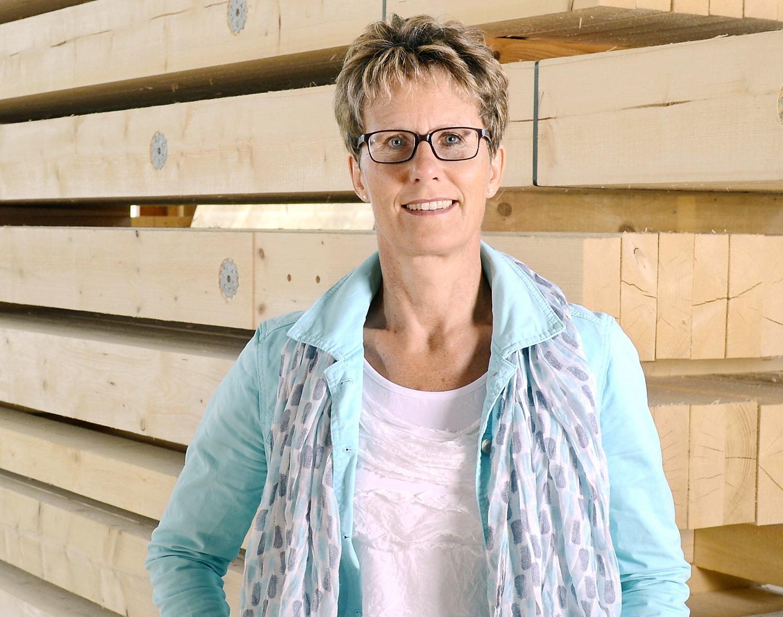 Monika Krattiger | Administration | Krattiger Holzbau AG Amriswil