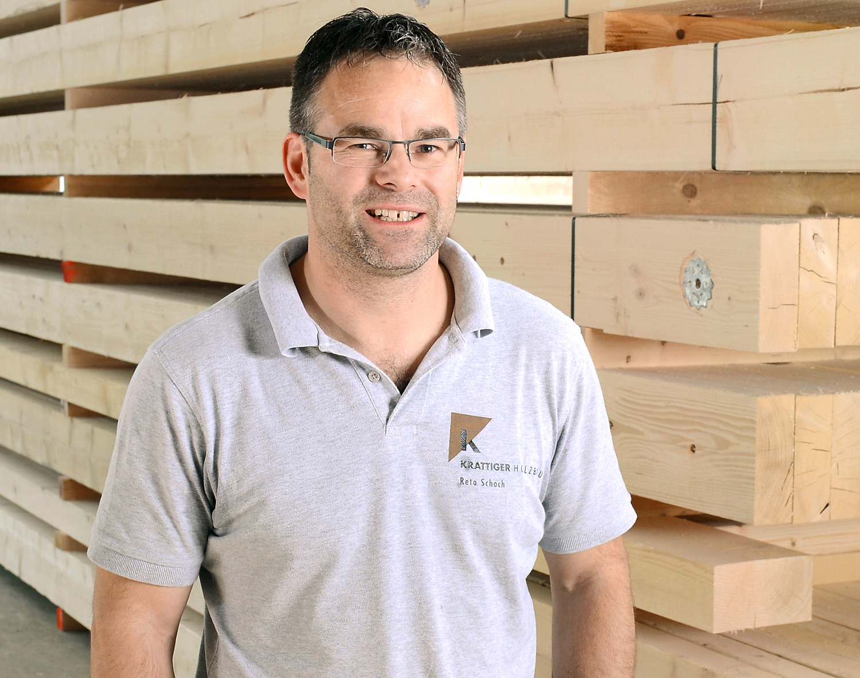 Reto Schoch | Projektleiter/Techniker / Krattiger Holzbau AG Amriswil