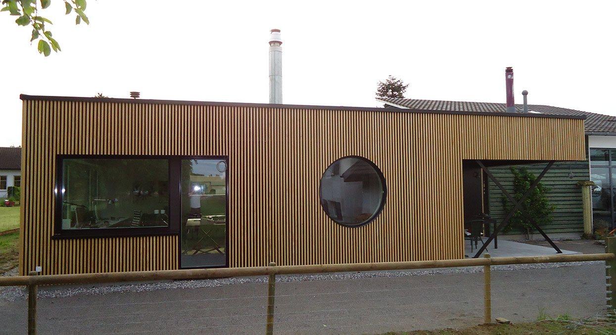 Krattiger Haus aus Holz | Krattiger Holzbau AG Amriswil