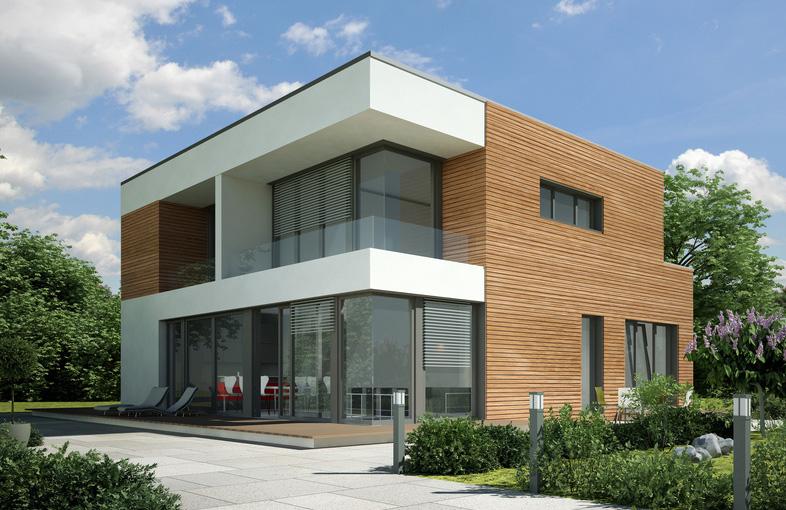 Mehrfamilienhaus aus Holz | Krattiger Holzbau AG Amriswil