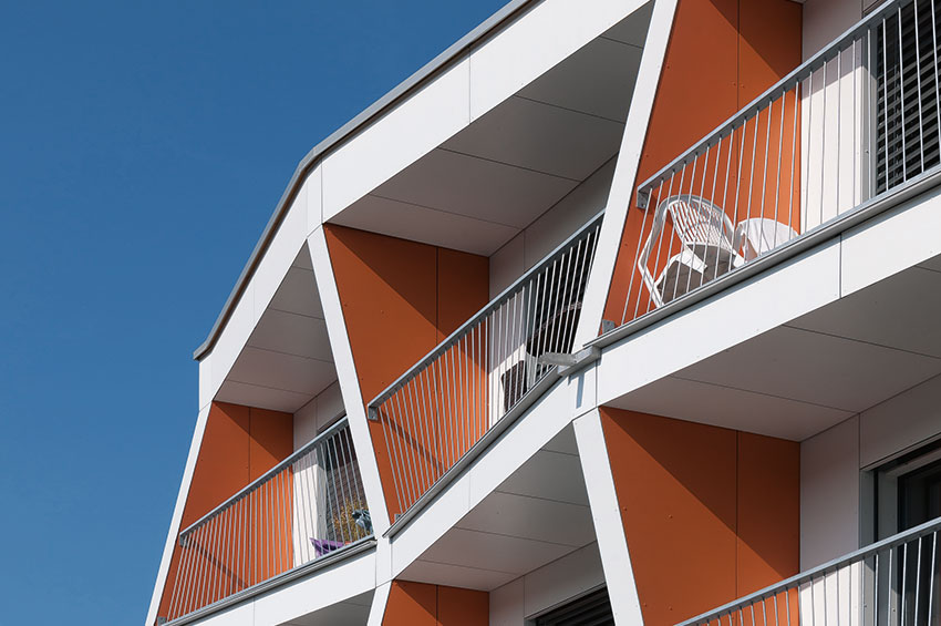 UNUS-Module Kreuzlingen | Krattiger Holzbau AG Amriswil