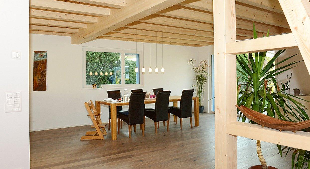 Holzmöbel vom Schreiner | Innenausbau | Umbau | Krattiger Holzbau AG Amriswil