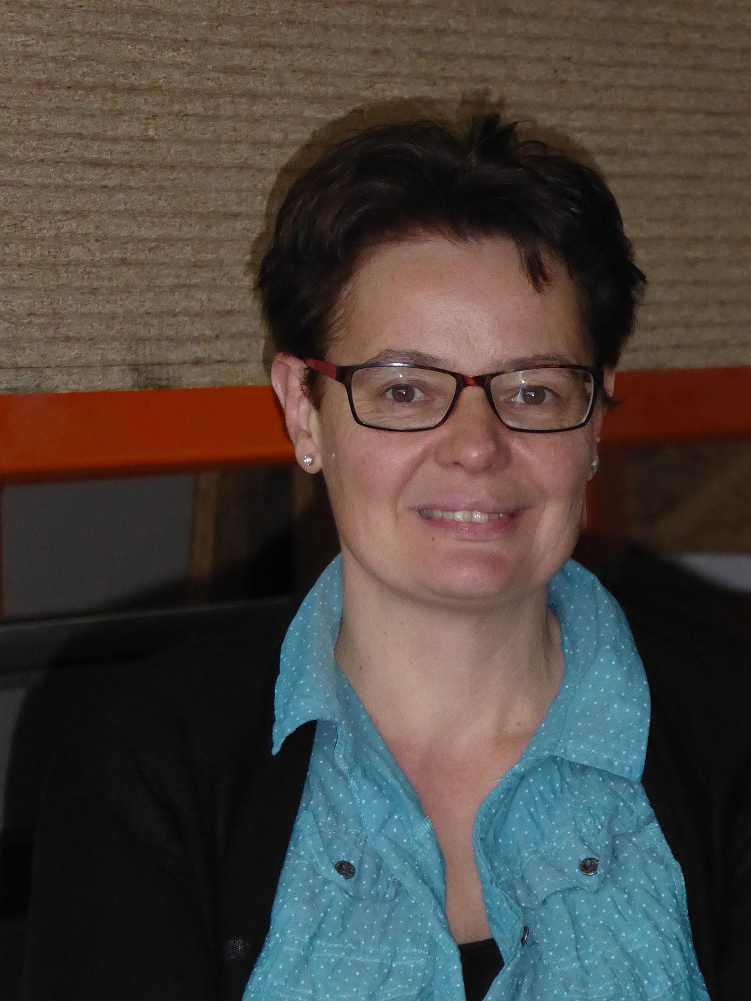 Sonja Münger | Administration | Krattiger Holzbau AG Amriswil